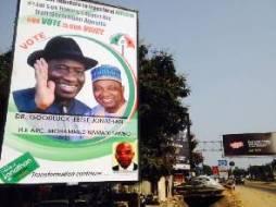 Jonathan's Billboards in Ghana