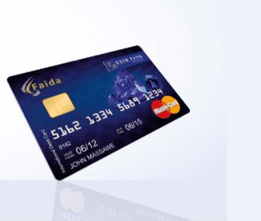Faida EMV Debit Card