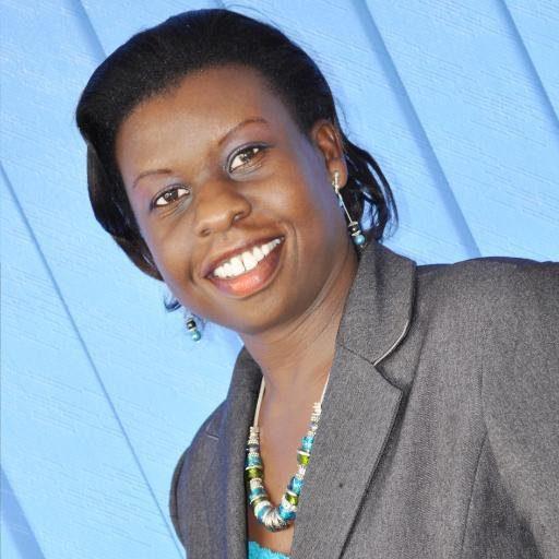 The Commissioner General Uganda Revenue Authority (URA) Doris Akol