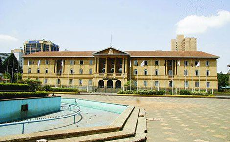 The High Court in Nairobi