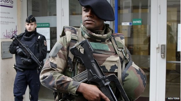 Thousands of police and soldiers have already been deployed to tighten security