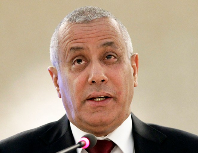 Ali Zeidan