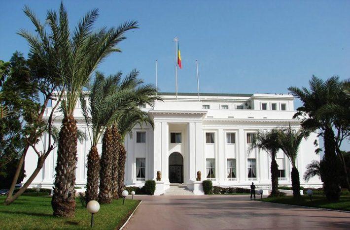Presidential Palace Dakar
