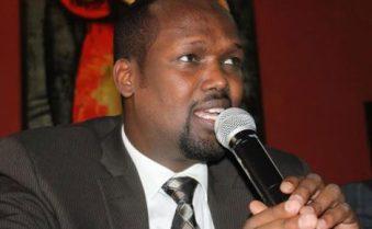 Mandera County Governor Ali Roba