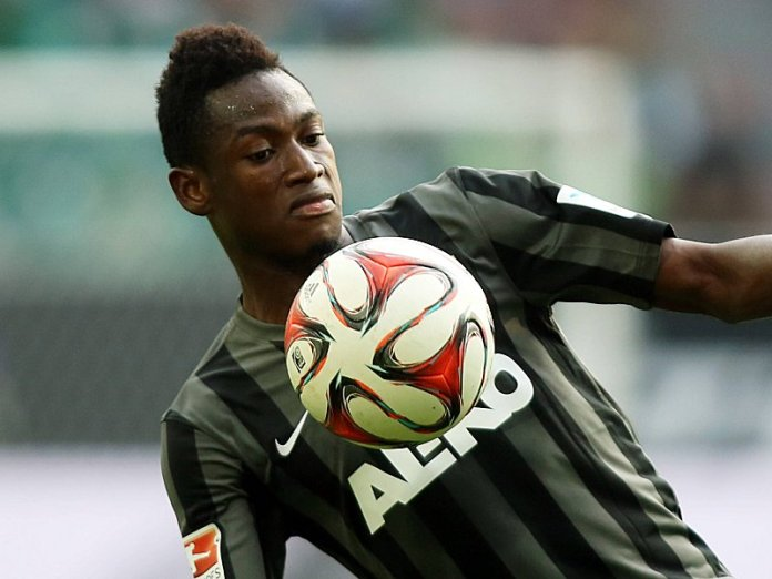 Baba Rahman has been immense of Augsburg this season
