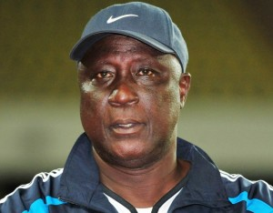 AshGold head Coach Bashiru Hayford
