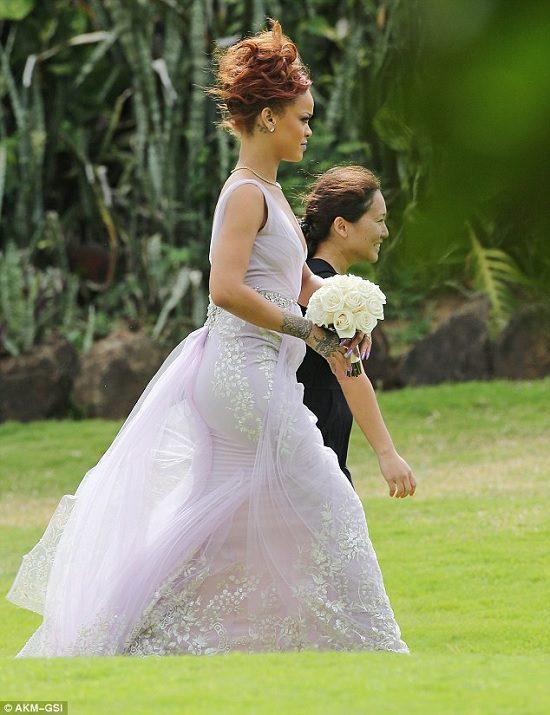 rihanna-jennifer-morales-wedding