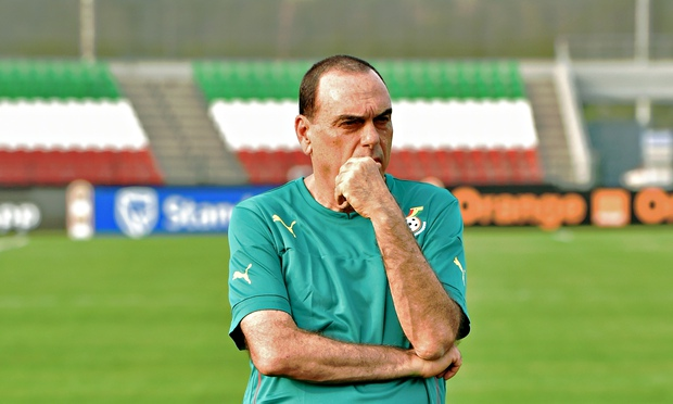 Avram Grant made a strange touchline disappearance on Sunday