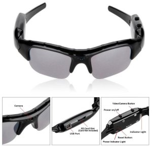 Spy Cam Glasses