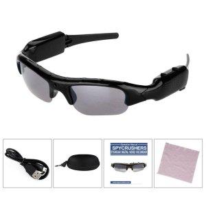 98708bc3bbdf3 SpyCrushers Spy Camera Sunglasses For Spying