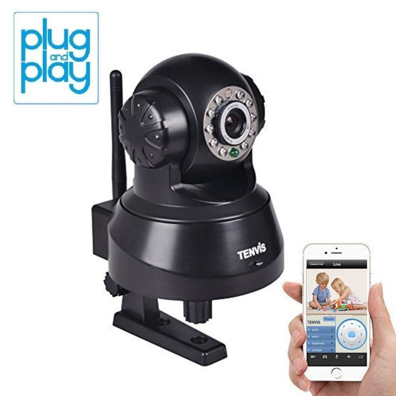 Cool Tenvis Spy Cam