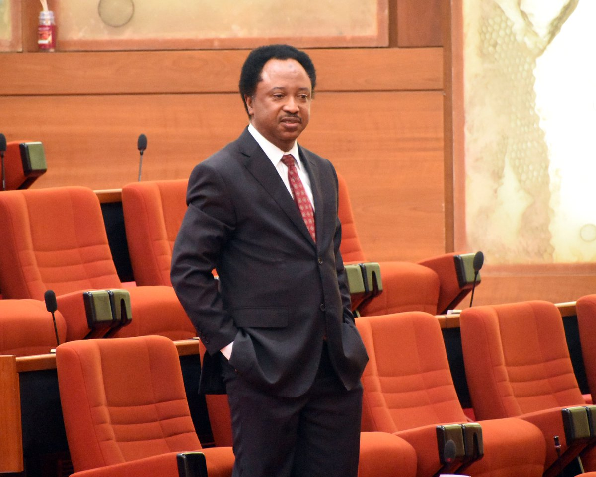 BREAKING: Shehu Sani Dumps APC, Ready To Support Atiku