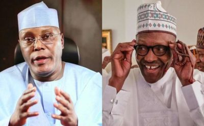 JOIN THE SURVEY: 2019- Who would you vote; Buhari or Atiku?