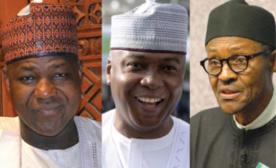 2019!!! President Buhari Surrenders, Gives Bukola Saraki 6 Very Juicy Offers, To Remain Loyal To The APC, Ahead Of The General Elections