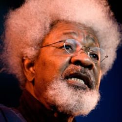 Jibril Of Sudan; Soyinka Reveals How His Facebook Identity Was Stolen By Nigerian In Poland.