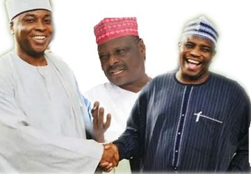 Breaking: Tambuwal dumps PDP, leads 10,000 to APC