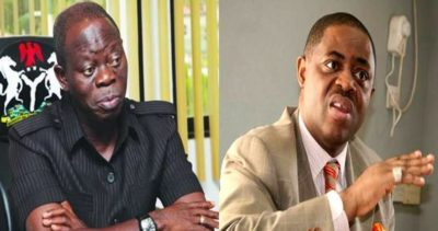 """If I Were President, I Would Put You In A Small Monkey Cage With Big Horny Chimpanzee"" – FFK To Oshiomhole"
