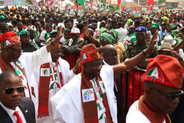 PDP Bounces Back, Defeats 65 Political Parties Including APC To Win All LGAs Election (Details)
