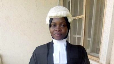 BREAKING: Law School approves use of hijab, invites Amasa Firdaus for call to bar in July