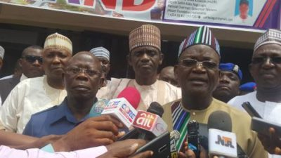 No Going Back On My Exit From APC - Ortom  Again
