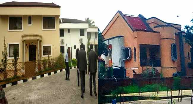 EFCC Releases Photos Of Properties Secretly Owned By Fayose