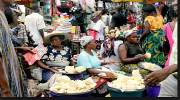 After giving us 10k loan they will collect our names, number on our PVC - Lagos trader reveals