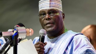 Corruption: Atiku Lists 30 Accused Persons Working for Buhar