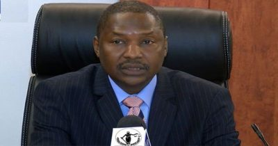 Bombshell: Buhari's AGF writes INEC to postpone election