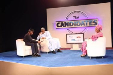 Buhari Cannot Lead Nigeria out of the woods...read his responses to yesterday's live appearance