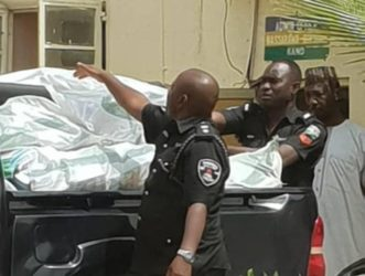 Just In: Police nab 17 sacks containing thumb-printed ballots in Kano