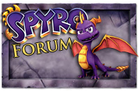 Logo about Spyro Forum
