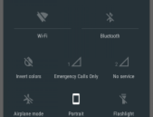 Remove toggles from Android 5 Lollipop Quick settings menu