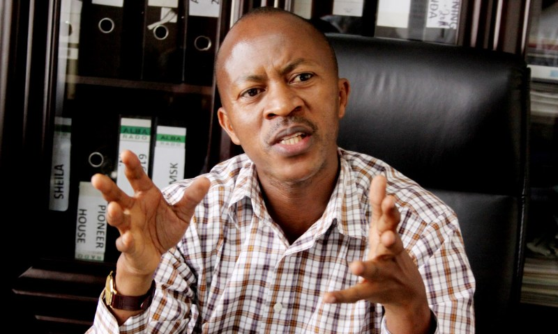 Why Frank Gashumba is being held by CMI operatives!!
