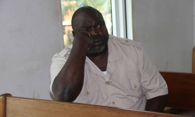 Go serve your 12 yr jail term sentence,stop wasting court time: Court of Appeal upholds Ex-NSSF Boss Jamwa jail term!