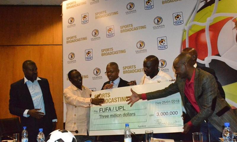 Sports Broadcasting Ltd acquires Uganda Premier League rights