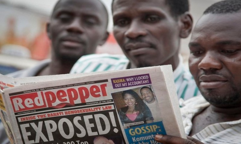 Red Pepper to hit streets soon after being pardoned by President Museveni