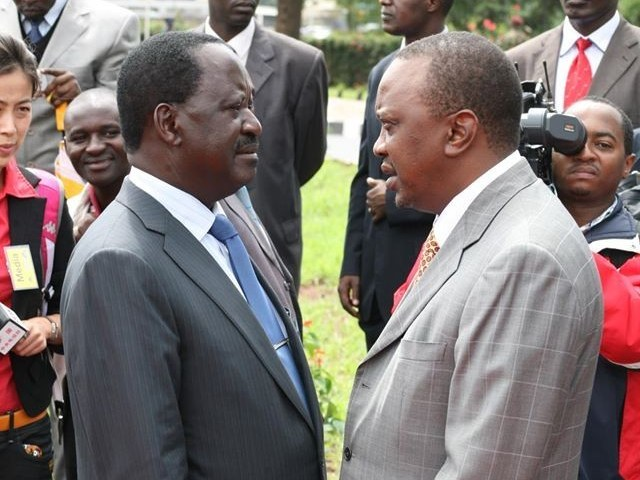 Kenya Presidential Elections Aftermath: NTV, Citizen Televisions Closed Over Live Coverage Of Odinga Swearing In!