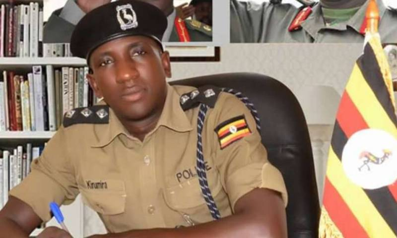 Intrigue, Corruption Eating Up  Kayihura Led Uganda Police Force: DPC Muhammad Kirumira Quits!