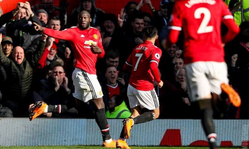 Man U Crash Chelsea 2-1 At Old Trafford