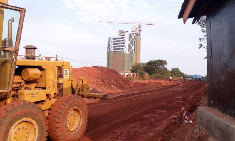 URA's UGX.140B Headquarters To Be Complete By August 2018.