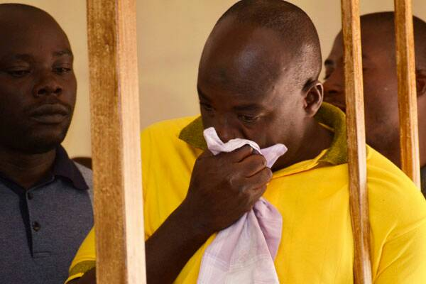 Am Rotting In Prison, Please Rescue Me As Your NRM Mobilizer: Kitata Begs M7
