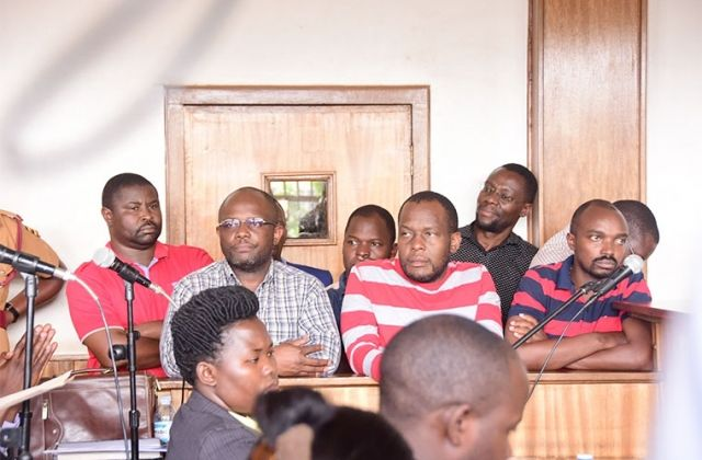 COURT ORDERS REDPEPPPER BOSSES TO NEGOTIATE WITH STATE ON 'MALICIOUS CASE'