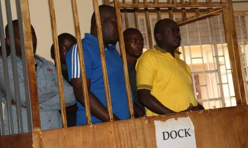 Court Martial Remands Kittata, 11 Others To Luzira Prisons!