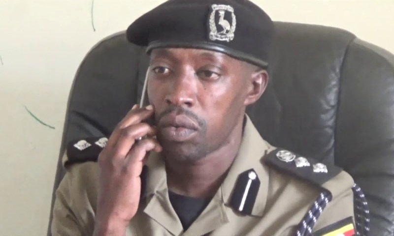 POLICE IS TARGETED BY CRIMINALS- KAYIMA