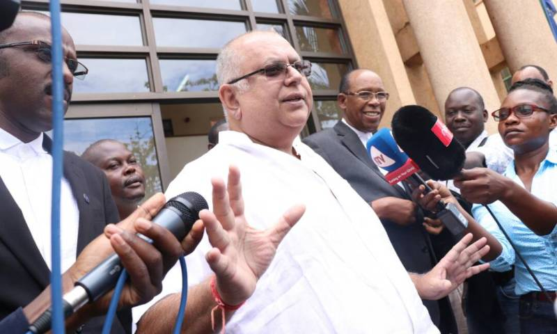Sudhir tells court dfcu lawyers are too conflicted to take part in his case