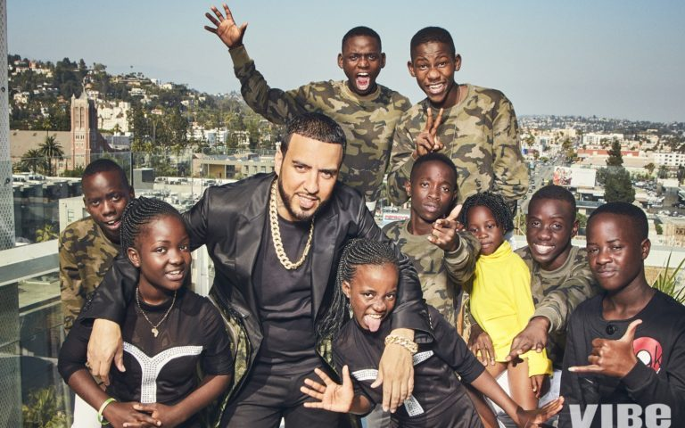 French Montana, Weeknd BuildS Health Facility in Uganda