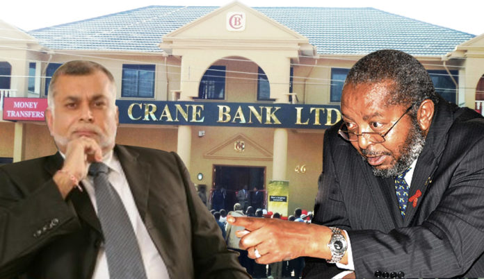 We Don't Have Crane Bank Assets, Loans Report: Bou Confesses Before COSASE!