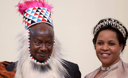 Shame: Royal Family Accuse Tooro Queen Mother of Selling Burial Sites!