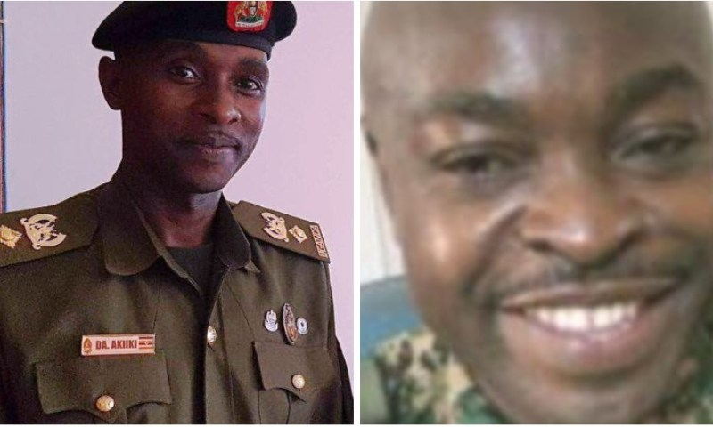 UPDF Finally Torn Apart: Swords Out As Two Updf 'Top Commanders' Fight Over Sexy Wamahoro!