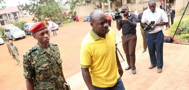 Rubaga NRM Boss Abdalla Kitata Sent Back To Jail Makindye Military Prison: